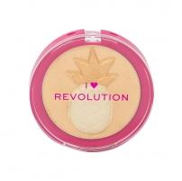 Makeup Revolution London I Heart Revolution Pineapple Fruity Highlighter Brightener 9,15g Румяна для лица