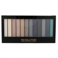 Makeup Revolution London Redemption Palette Essential Day To Night Cosmetic 14g Acu ēnas
