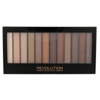Makeup Revolution London Redemption Palette Essential Shimmers Cosmetic 14g