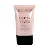 Makeup Revolution London Ultra Face Base Primer Cosmetic 25ml Maskuojamosios priemonės veidui