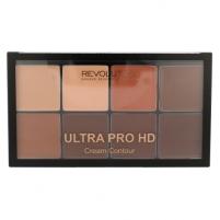 Makeup Revolution London Ultra Pro HD Cream Contour Palette Cosmetic 20g Shade Medium Dark