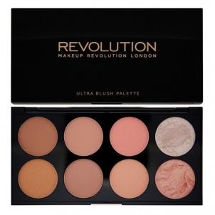 Makeup Revolution Palette Ultra Blush and Contour Maskuojamosios priemonės veidui