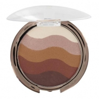Makeup Trading Sunkissed Glimmer Compact Cosmetic 19,5g Medium Румяна для лица