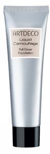 Makiažo pagrindas Artdeco Liquid Liquid makeup Camouflage (Full Cover Foundation) 25 ml 16 Rosy Sand Makiažo pagrindas veidui