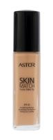 Makiažo pagrindas Astor Skin Match Fusion Make Up SPF20 Cosmetic 30ml 202 Natural Makiažo pagrindas veidui