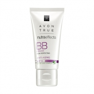 Makiažo pagrindas Avon BB krém Rejuvenating Nutraeffects SPF 15 Nutraeffects (Skin Perfecting) 30 ml Light Makiažo pagrindas veidui