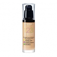 BOURJOIS Paris 123 Perfect Foundation 16 Hour 30ml Vanilla
