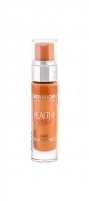 Makiažo pagrindas BOURJOIS Paris Healthy Mix 02 Apricot Vitamined Glow Makeup Primer 15ml Makiažo pagrindas veidui
