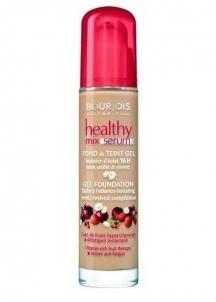 Makiažo pagrindas BOURJOIS Paris Healthy Mix Serum Gel Foundation 53 Cosmetic 30ml Makiažo pagrindas veidui