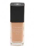 Makiažo pagrindas Chanel Make-up for the young and rested appearance Vitalumiére (Satin Smoothing Fluid Makeup SPF 15) 30 ml 40 Beige Makiažo pagrindas veidui
