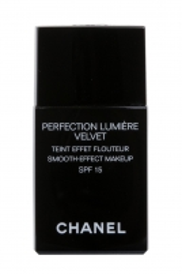 Makiažo pagrindas Chanel Perfection Lumiere Velvet Makeup SPF15 Cosmetic 30ml Shade 30 Beige Makiažo pagrindas veidui