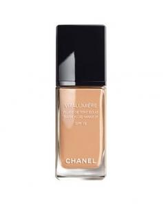 Makiažo pagrindas Chanel Vitalumiere Fluid Makeup Cosmetic 30ml 32 Epice Makiažo pagrindas veidui