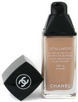 Makiažo pagrindas Chanel Vitalumiere Fluid Makeup Cosmetic 30ml 80 Beige Makiažo pagrindas veidui