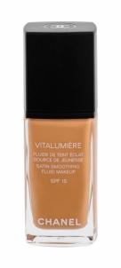 Makiažo pagrindas Chanel Vitalumiere Fluid Makeup No 60 Hale Cosmetic 30ml Makiažo pagrindas veidui