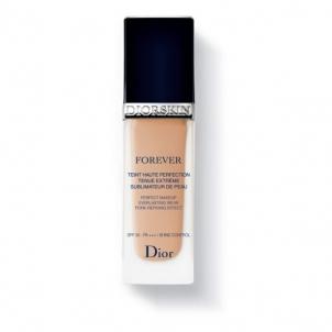 Makiažo pagrindas Christian Dior Diorskin Forever Flawless Makeup Cosmetic 30ml (color 030 Medium Beige) Makiažo pagrindas veidui