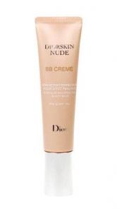 Makiažo pagrindas Christian Dior Diorskin Nude BB Creme SPF10 Cosmetic 30ml Nr.1 Makiažo pagrindas veidui