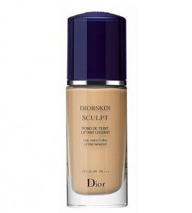 Makiažo pagrindas Christian Dior Diorskin Sculpt 040 Cosmetic 30ml Honey Beige Makiažo pagrindas veidui