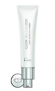 Makiažo pagrindas Christian Dior Glow Maximizer Light Boosting Primer Cosmetic 30ml Makiažo pagrindas veidui