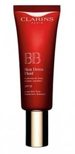 Makiažo pagrindas Clarins BB Cream SPF 25 Detox (Detox Skin Fluid) 45 ml 00 Fair