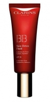 Makiažo pagrindas Clarins BB Cream SPF 25 Detox (Detox Skin Fluid) 45 ml 02 Medium