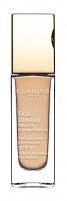 Makiažo pagrindas Clarins Brightening Makeup Skin Illusion SPF 10 (Natural Radiance Foundation) 30 ml Makiažo pagrindas veidui