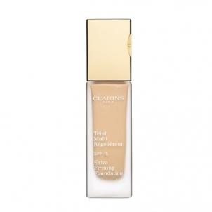 Makiažo pagrindas Clarins Smoothing Cream Makeup anti-aging SPF 15 ( Extra- Firming Foundation) 30 ml 107 BEIGE Makiažo pagrindas veidui