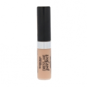 Makiažo pagrindas Deborah Milano Dress Me Perfect Fluid Concealer Cosmetic 6ml Shade 03 Apricot Makiažo pagrindas veidui