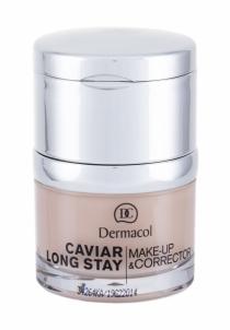 Dermacol Caviar Long Stay Make-Up & Corrector 1 Cosmetic 30ml Основа для макияжа для лица