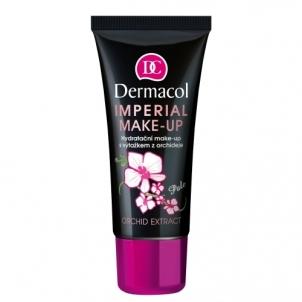 Makiažo pagrindas Dermacol Imperial Make-Up Nude Cosmetic 30ml Makiažo pagrindas veidui