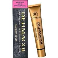 Makiažo pagrindas Dermacol Make-Up Cover 222 Cosmetic 30g