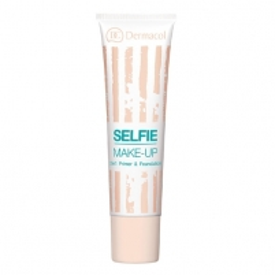 Makiažo pagrindas Dermacol Selfie Make-Up Cosmetic 25ml Shade 1