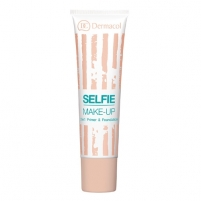 Makiažo pagrindas Dermacol Selfie Make-Up Cosmetic 25ml Shade 2