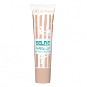 Makiažo pagrindas Dermacol Selfie Make-Up Cosmetic 25ml Shade 3