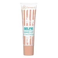 Makiažo pagrindas Dermacol Selfie Make-Up Cosmetic 25ml Shade 4