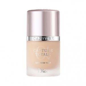 Makiažo pagrindas Dior Brightening Makeup SPF serum 25 (Capture Totale Triple Correcting Serum Foundation) 30 ml 032 Rosy Beige Makiažo pagrindas veidui