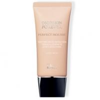 Makiažo pagrindas Dior Skin Forever Perfect Mousse (Perfect Matte Weightless Foundation) 30 ml Makiažo pagrindas veidui