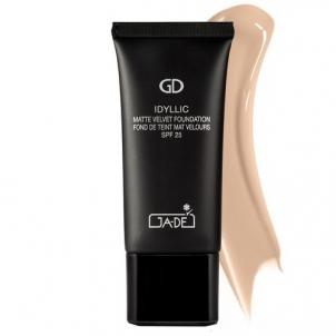 Makiažo pagrindas GA-DE (Idyllic Matte Velvet Foundation) Makeup SPF 25 (Idyllic Matte Velvet Foundation) 30 ml 105 Ivory Nude Makiažo pagrindas veidui