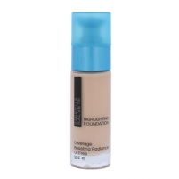 Makiažo pagrindas Gabriella Salvete Highlighting Foundation SPF15 Cosmetic 30ml Shade 101 Classic Ivory