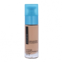 Makiažo pagrindas Gabriella Salvete Highlighting Foundation SPF15 Cosmetic 30ml Shade 104 Sand