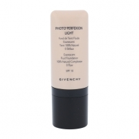 Makiažo pagrindas Givenchy Photo Perfexion Light Foundation SPF10 Cosmetic 30ml Shade 7 Light Ginger Makiažo pagrindas veidui
