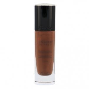 Makiažo pagrindas Guerlain Lingerie De Peau Foundation SPF20 Cosmetic 30ml 06C Very Deep Cool Makiažo pagrindas veidui