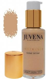 Makiažo pagrindas Juvena Juvenance Tinted Deliner Cream Natural Bronze Cosmetic 50ml Makiažo pagrindas veidui