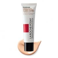 Makiažo pagrindas La Roche Posay Corrective Fluid Makeup SPF 25 Toleriane Teint (Corrective Fluid Foundation) 30 ml 11 Light Beige Makiažo pagrindas veidui