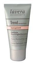 Makiažo pagrindas Lavera Tinted Moisturizing Cream Cosmetic 30 ml Transparent Makiažo pagrindas veidui
