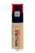 L´Oreal Paris Infallible Make-Up 24H Cosmetic 30ml 200 Golden Sand