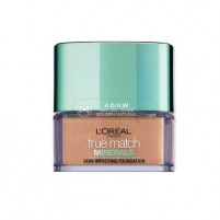 Makiažo pagrindas Loreal Paris Light Skincare Makeup True Match (Skin Improving Foundation) 10 g 1R/1C Rose Ivory Makiažo pagrindas veidui
