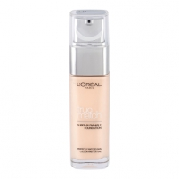 Makiažo pagrindas L´Oreal Paris True Match Super Blendable Foundation SPF17 Cosmetic 30ml Shade N1 Ivory