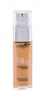 L´Oreal Paris True Match Super Blendable Foundation Cosmetic 30ml D3-W3 Golden Beige Pamatojoties uz make-up uz sejas