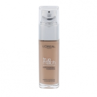 Makiažo pagrindas L´Oreal Paris True Match Super Blendable Foundation Cosmetic 30ml N5 Sand Makiažo pagrindas veidui