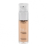 Makiažo pagrindas L´Oreal Paris True Match Super Blendable Foundation SPF17 Cosmetic 30ml N2 Vanilla Makiažo pagrindas veidui
